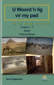 Bybel antwoordboek Gr 4 - 7