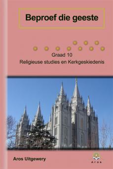 Religieuse studie en Kerkgesk Gr 10