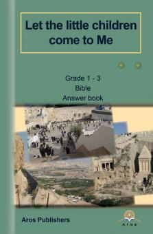 Bible Answerbook Gr 1 - 3