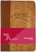 Die Bybel '33/53 Kurk met zip