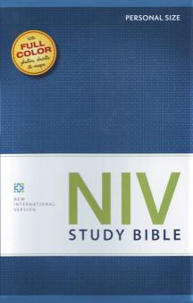 NIV Holy Bible Grootdruk (Hardeband)