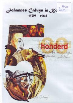 DVD Johannes Calvyn in konteks 1609 - 1564