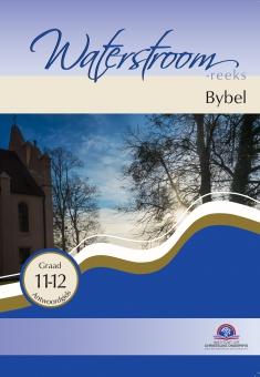 Bybel antwoordboek Gr 8 - 10