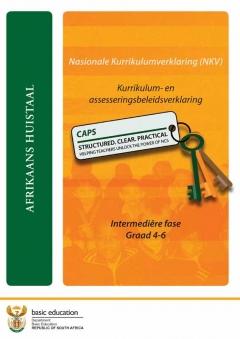 KABV Afrikaans Huistaal  Gr 4 - 6 Ringbind
