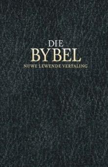 Die Bybel '83 grootdruk  EGTE LEER OMSLAG