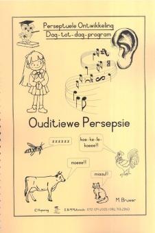 Ouditiewe Persepsie (met CD) (Goueboek)
