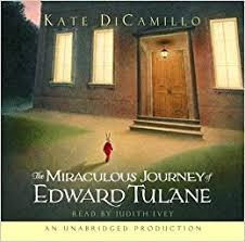 CD (2) The miraculous journey of Edward Tulane