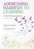 Addressing barriers to learning 4de