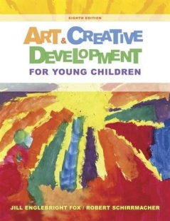 Art & Creative development for young children 8th