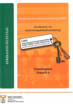 KABV Afrikaans Huistaal  Gr R - 3 Ringbind