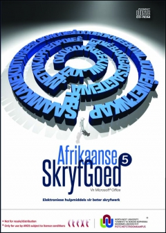 Afrikaanse Skryfgoed 5 - CD