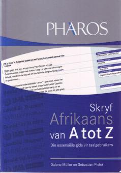 Skryf Afrikaans van A tot Z