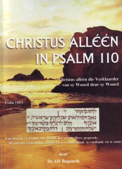 Christus alleen in Psalm 110