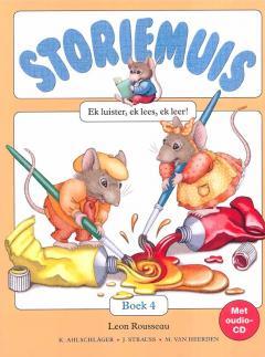 Storiemuis Boek 4 (met CD)