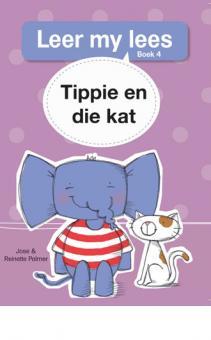 Tippie en die kat (Vlak 1 boek 4)