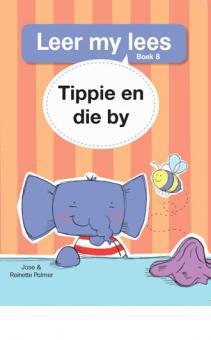 Tippie en die by (Vlak 1 boek 8)