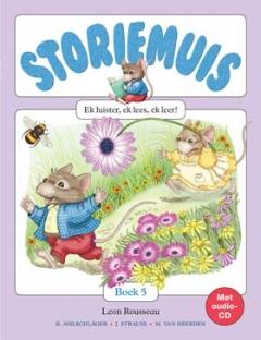 Storiemuis Boek 5 (met CD)