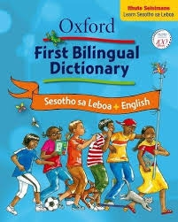 Oxford First Bilingual Dic. Sesotho & English