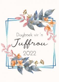 Dagboek vir 'n juffrou A4 Volblad (Groen of pienk)