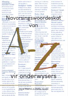 Navorsingswoordeskat van A - Z vir Onderwysers