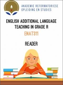 ENAT 311 Reading Journal