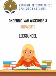 ONWS 311 Leesbundel