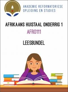 AFRO 111 Leesbundel