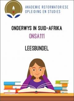 ONSA 111 Leesbundel