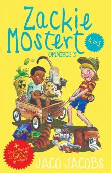 Zackie Mostert Omnibus 3 (4 in 1)