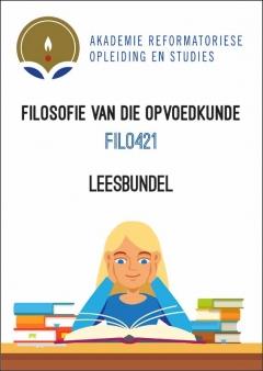 FILO 421 Leesbundel