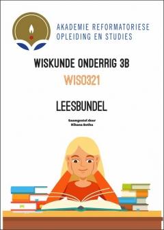 WISO 321 Leesbundel