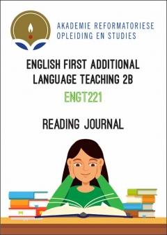 ENGT 221 Reading Journal (Intermedier)