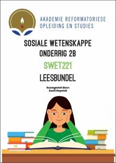 SWET 221 Leesbundel