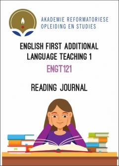 ENGT 121 Reading Journal (Intermedier)