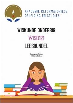 WISO 121 Leesbundel