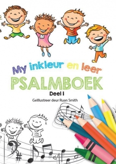 My Inkleur en leer Psalmboek Deel 1
