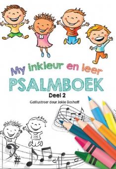 My Inkleur en leer Psalmboek Deel 2