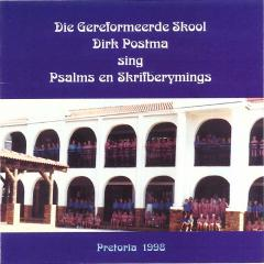 GSDP sing Psalms en Skrifberymings
