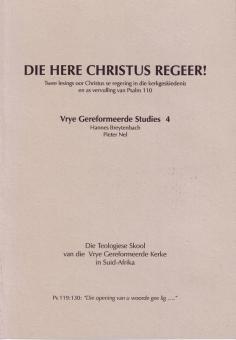Die Here Christus regeer! (Folmer)