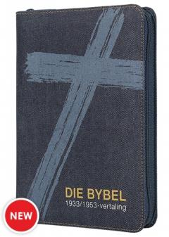 Bybel '33/53  Denim (NUUT)