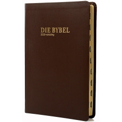 Die Bybel '83 Kurk met zip