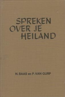 Spreken over je Heiland (Folmer)
