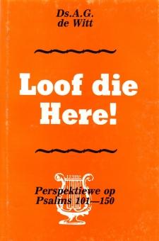 Loof die Here Ps. 101-150 (Folmer)