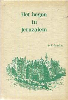 Het begon in Jeruzalem (Folmer)