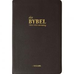 Die Bybel '33/53  Medium  EGTE LEER OMSLAG
